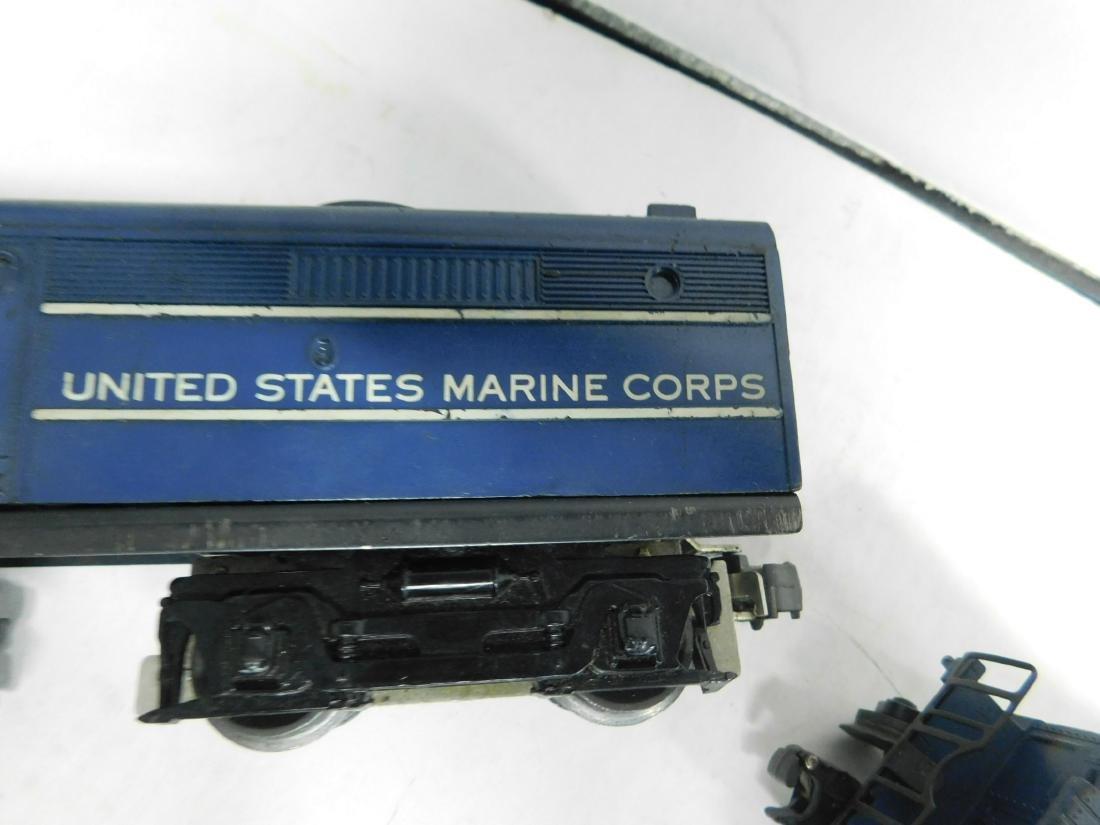 Lionel USMC Postwar Engine - 5