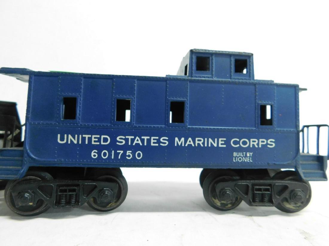 Lionel USMC Postwar Engine - 7