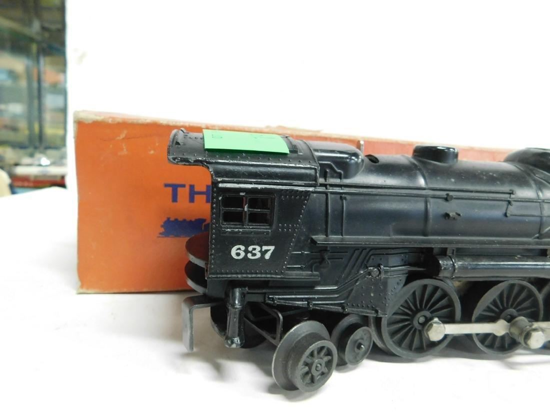 Lionel Postwar Steam Locomotive & Tender - 4