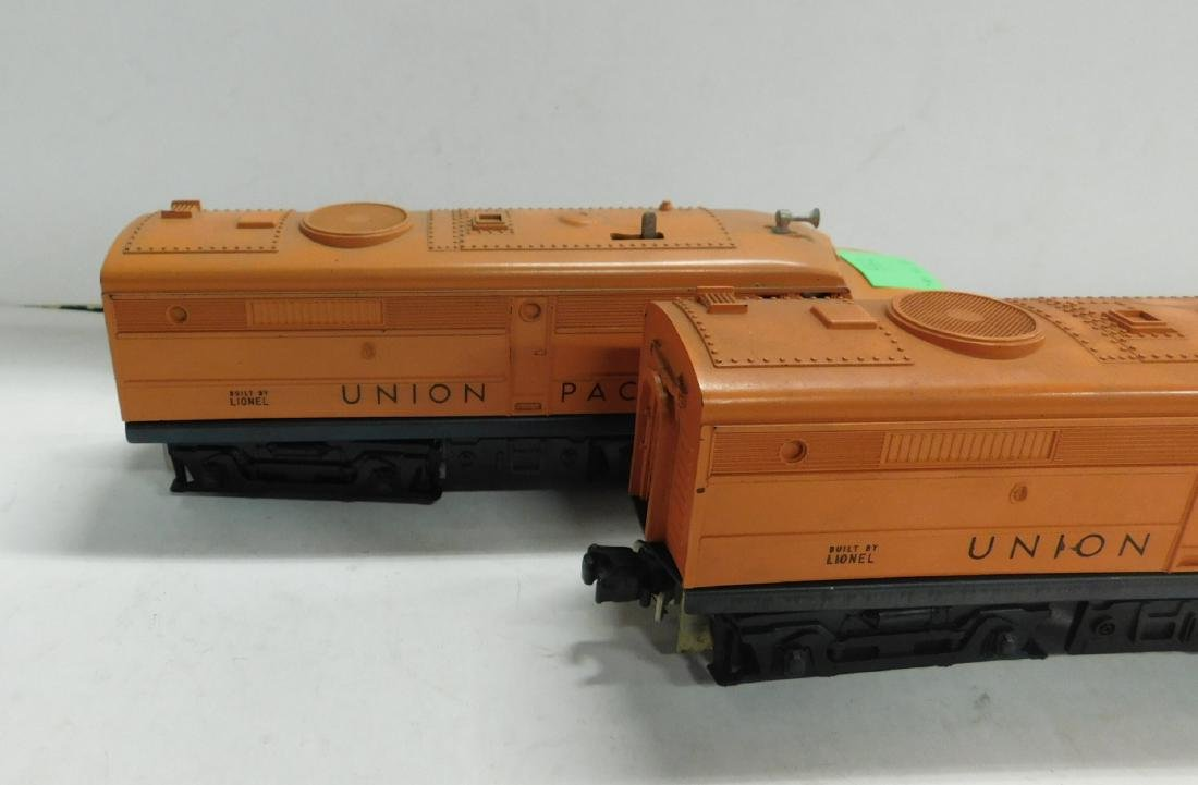 2 Lionel Postwar Union Pacific Engines - 3