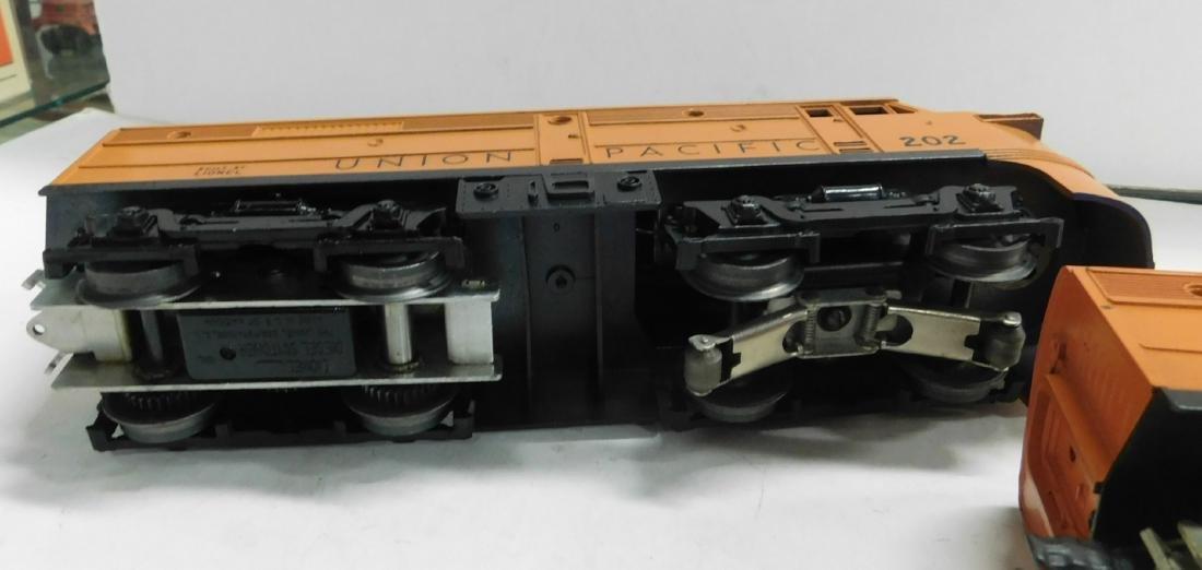 2 Lionel Postwar Union Pacific Engines - 5