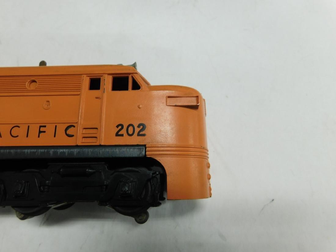 2 Lionel Postwar Union Pacific Engines - 6