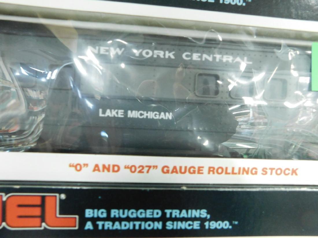 6 Lionel New York Central Train Cars - 4