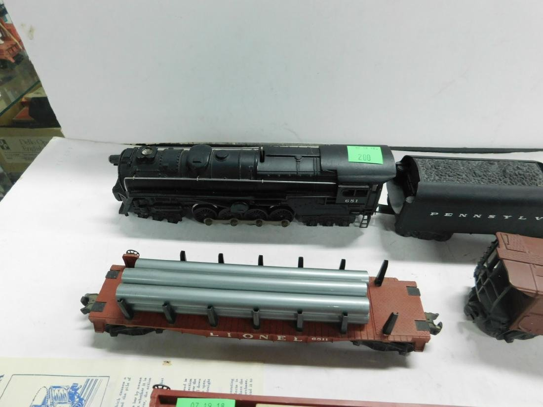 Lionel Postwar 5 Piece Train Set - 2