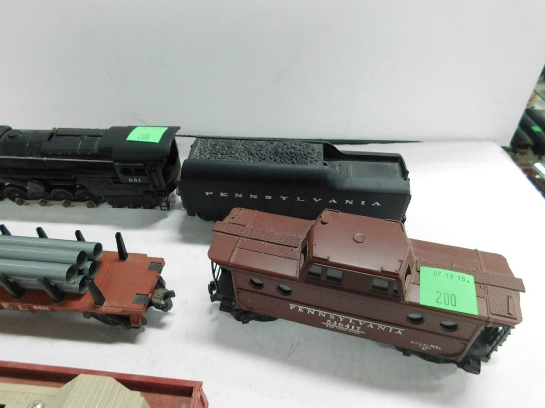 Lionel Postwar 5 Piece Train Set - 3