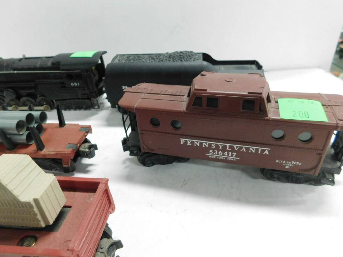 Lionel Postwar 5 Piece Train Set - 4