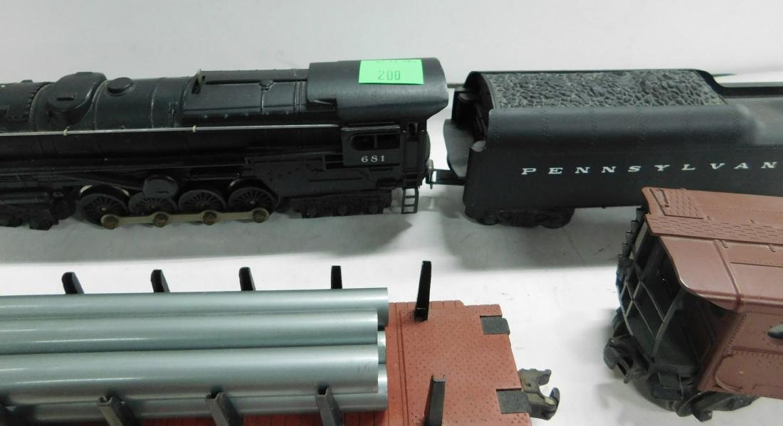 Lionel Postwar 5 Piece Train Set - 5