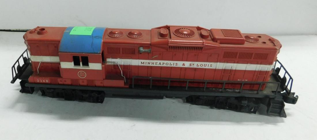 Lionel Postwar Diesel Engine 2348