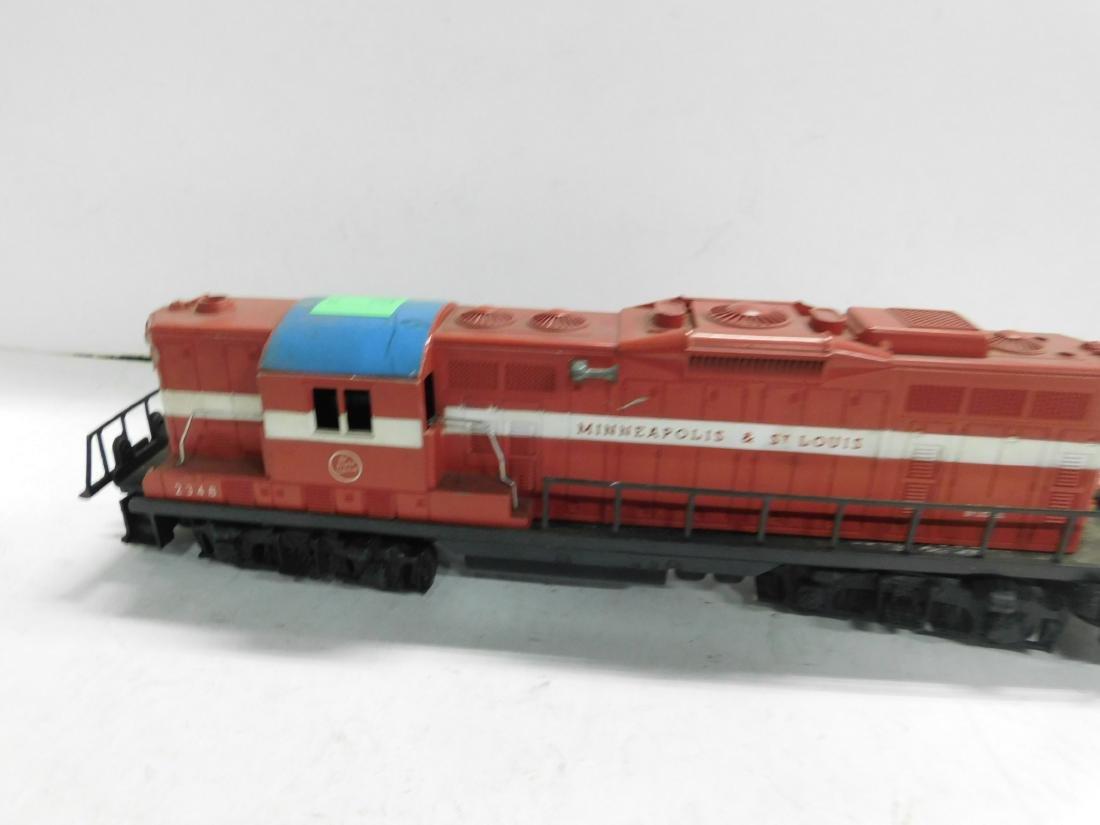 Lionel Postwar Diesel Engine 2348 - 2