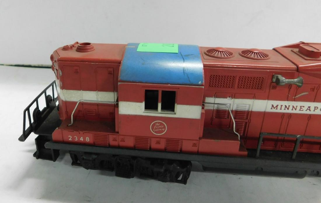 Lionel Postwar Diesel Engine 2348 - 3