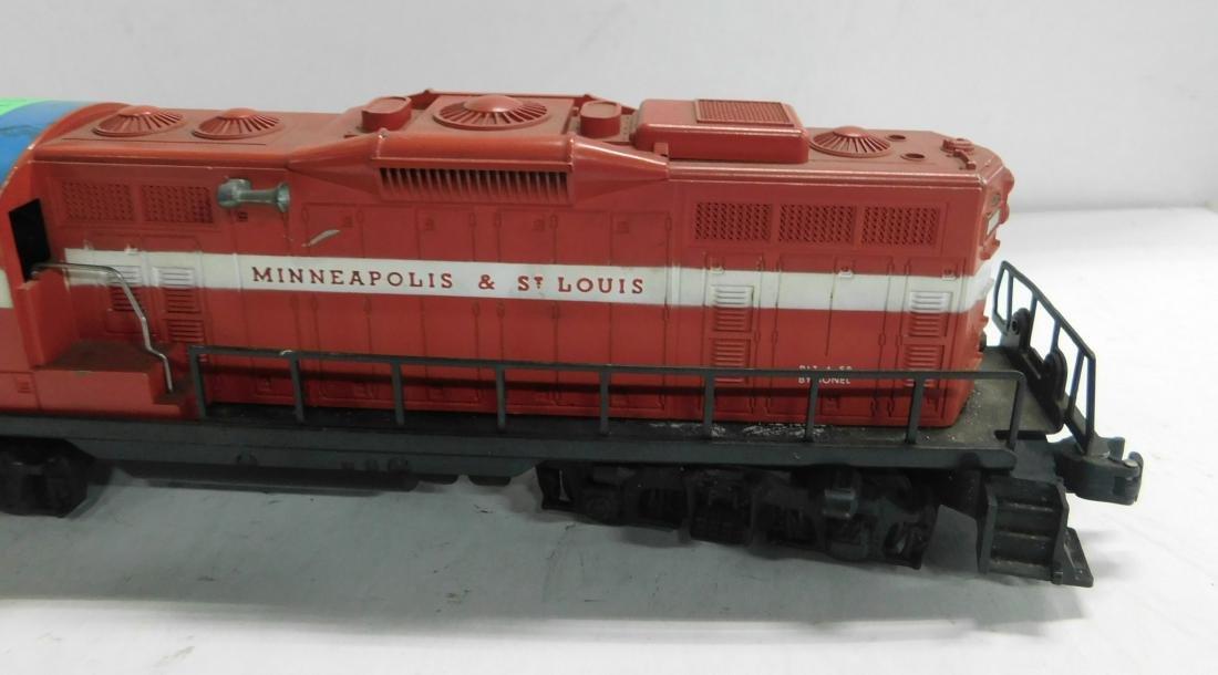 Lionel Postwar Diesel Engine 2348 - 4