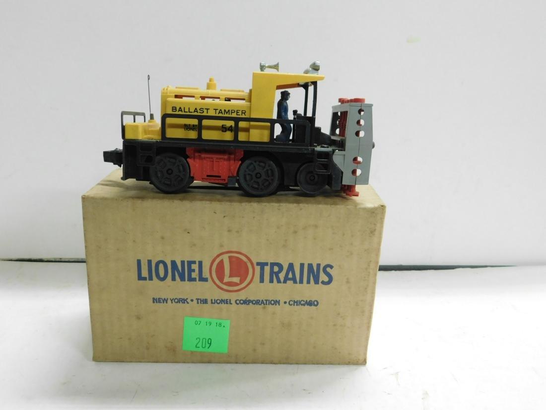 Lionel Postwar Track Ballast Tamper Car