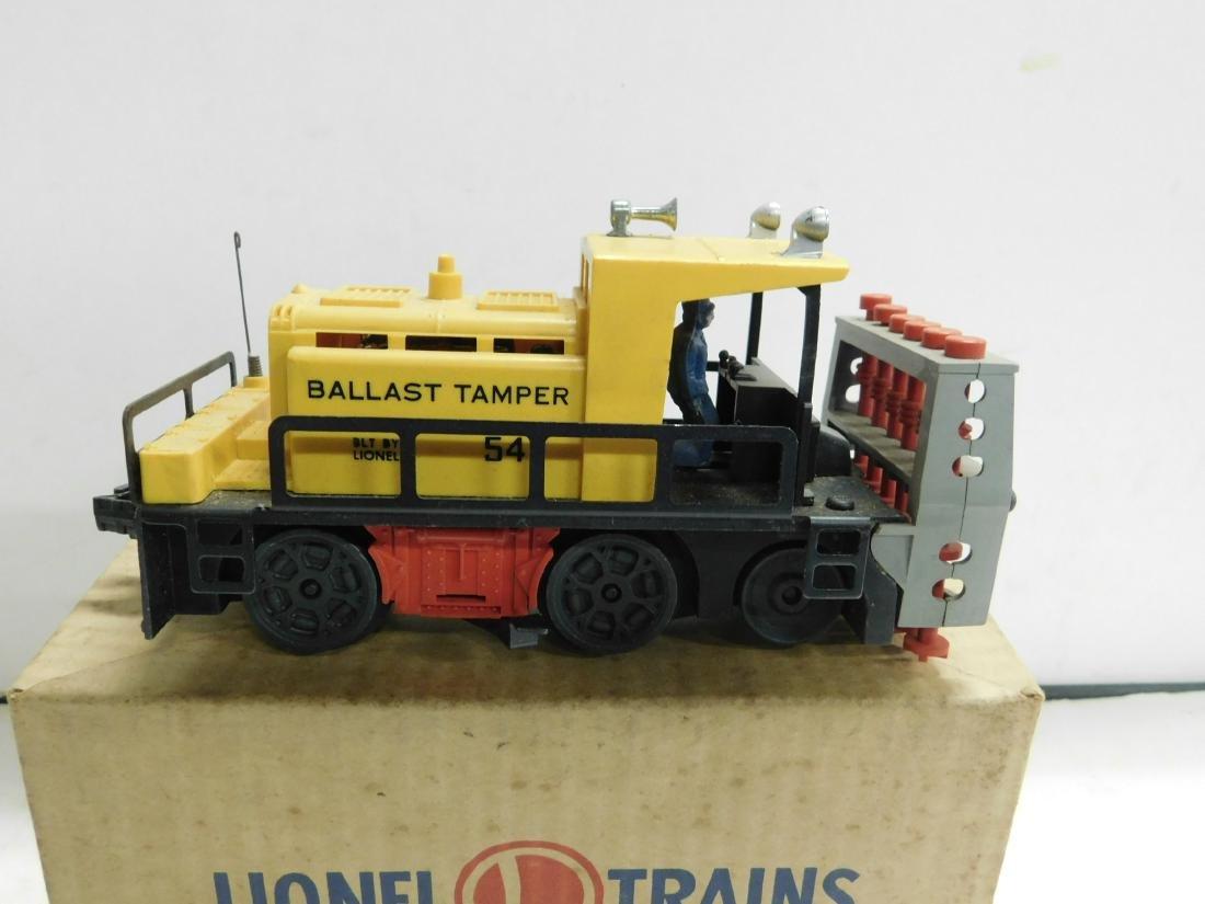 Lionel Postwar Track Ballast Tamper Car - 2