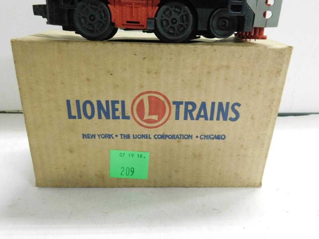 Lionel Postwar Track Ballast Tamper Car - 3