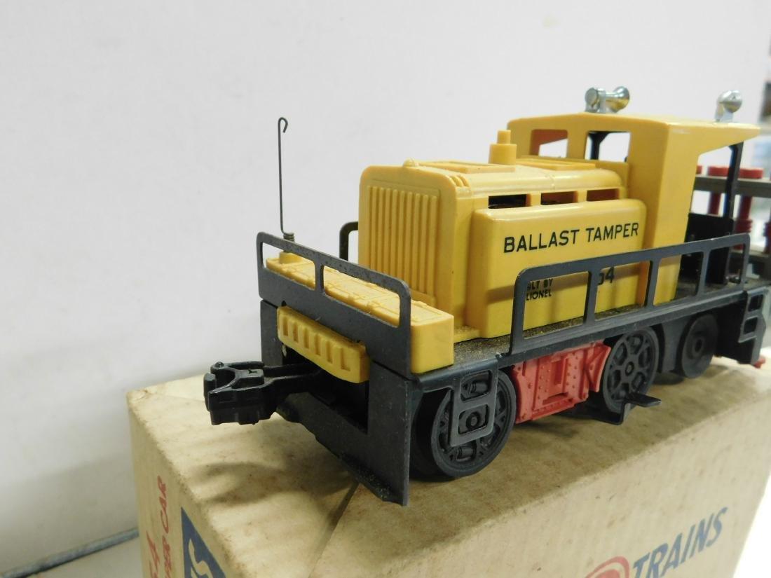 Lionel Postwar Track Ballast Tamper Car - 4