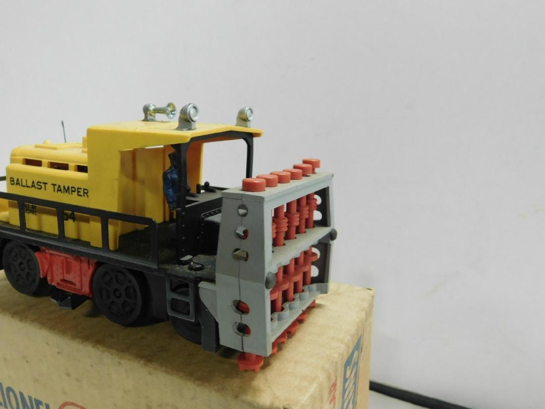 Lionel Postwar Track Ballast Tamper Car - 5