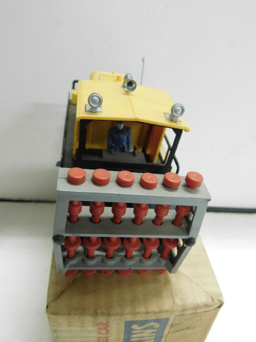 Lionel Postwar Track Ballast Tamper Car - 6