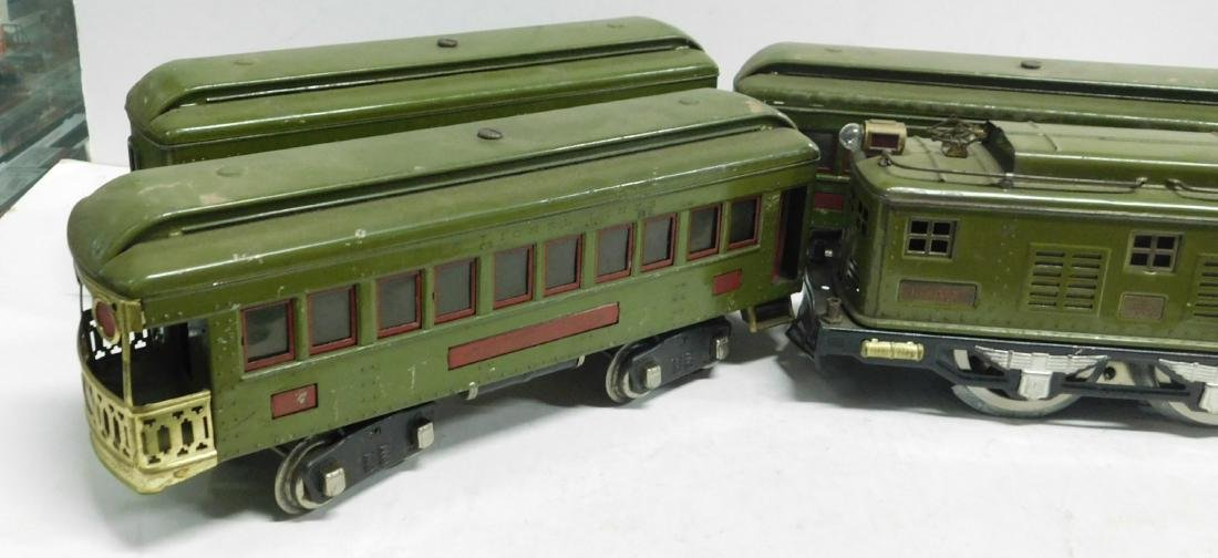 Lionel Prewar 4 Piece Standard Train Set - 2