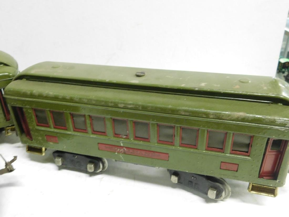 Lionel Prewar 4 Piece Standard Train Set - 4