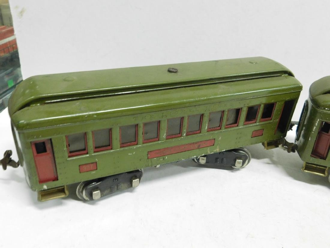 Lionel Prewar 4 Piece Standard Train Set - 5