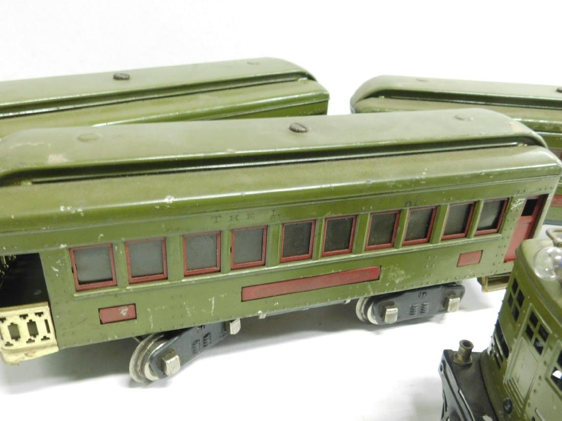 Lionel Prewar 4 Piece Standard Train Set - 6