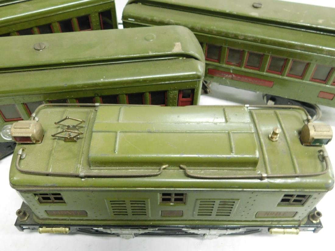 Lionel Prewar 4 Piece Standard Train Set - 7