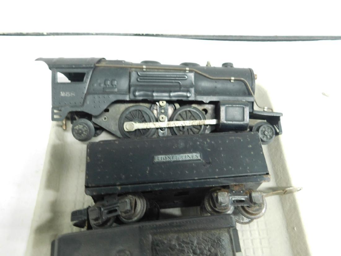 2 Lionel Steam Locomotive & 2 Tenders - 3