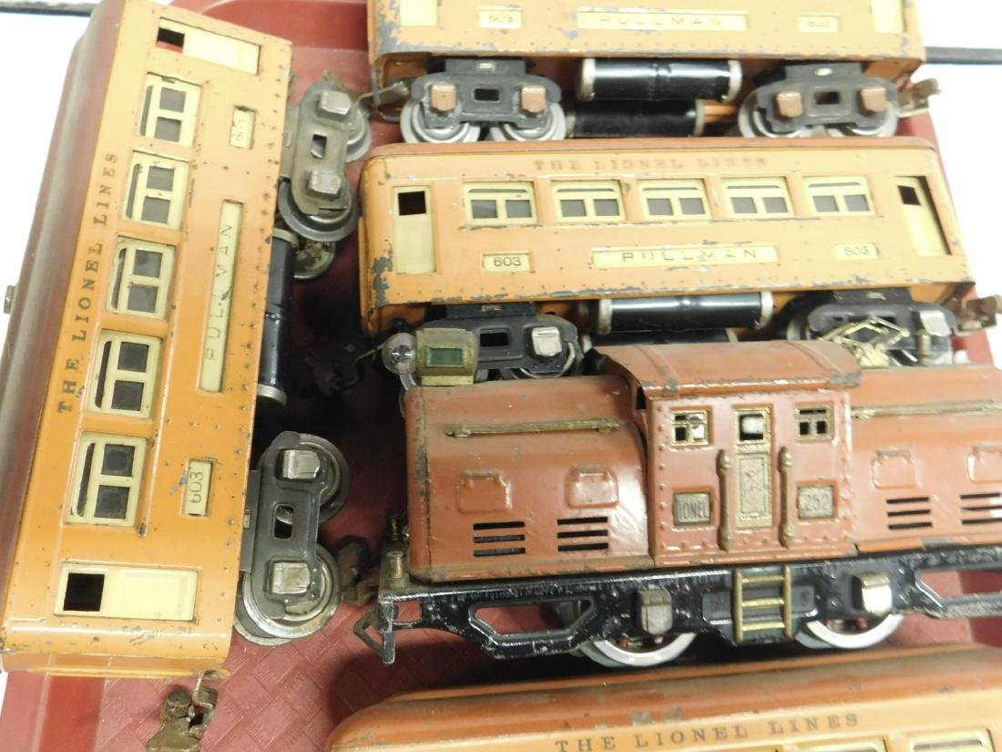 Lionel 252 Engine & 5 Cars - 3