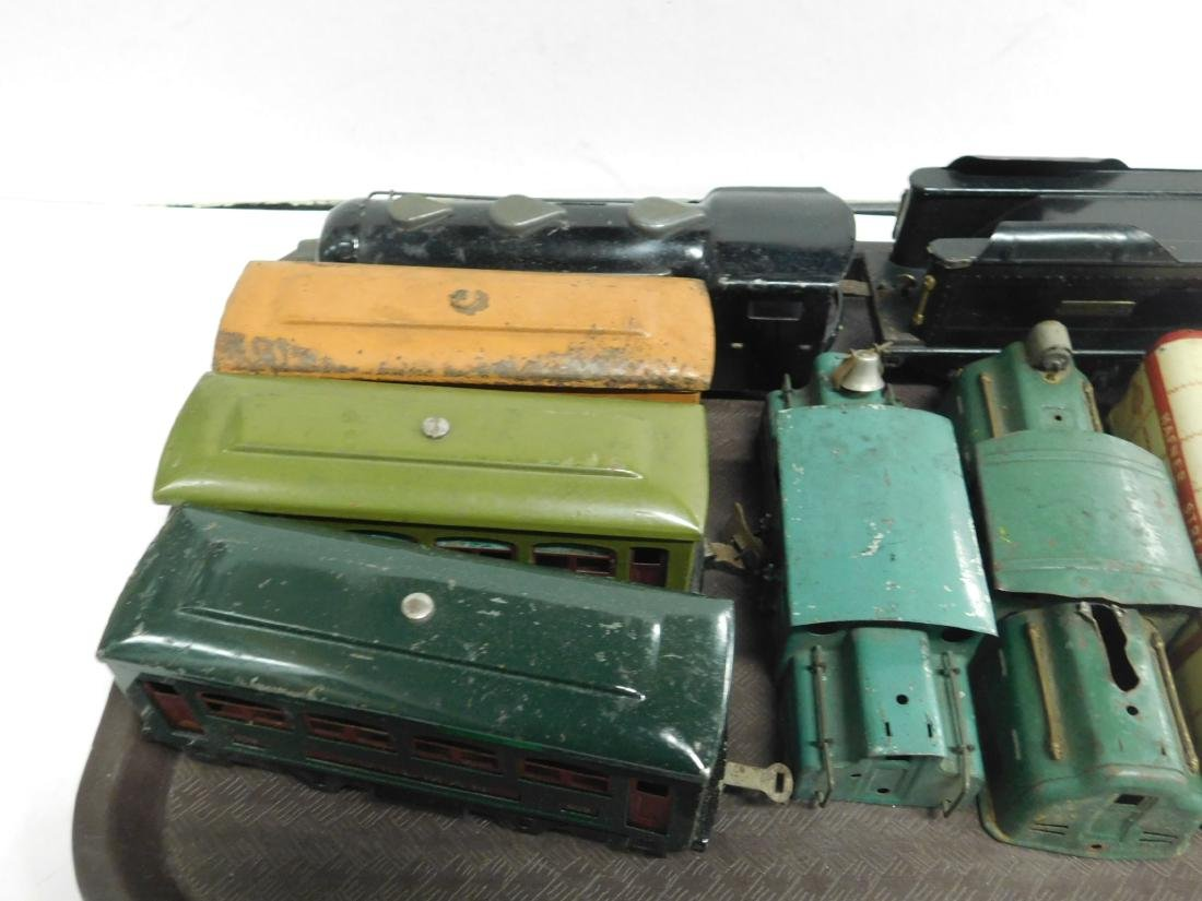 Lot-Assorted Train Car Bodies - 2