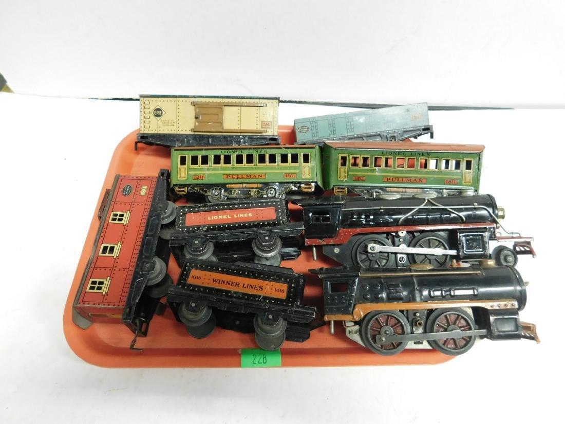 Lionel Jr. Train Set