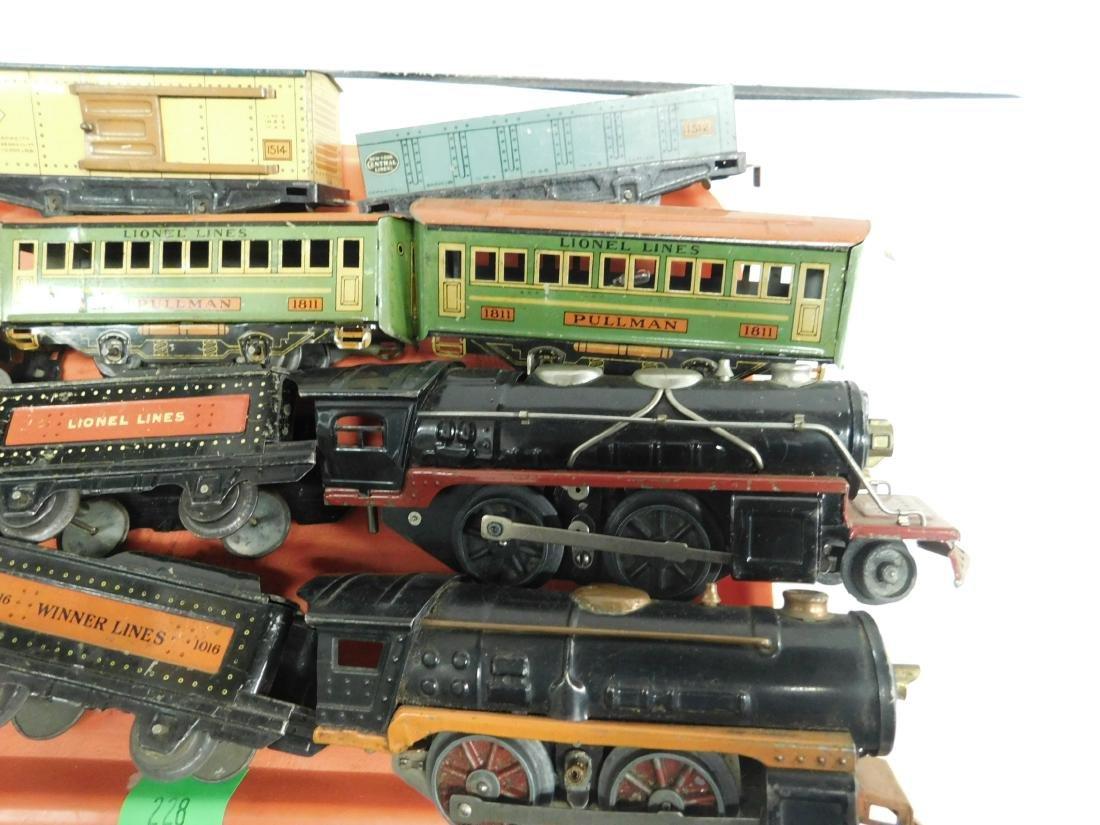 Lionel Jr. Train Set - 3