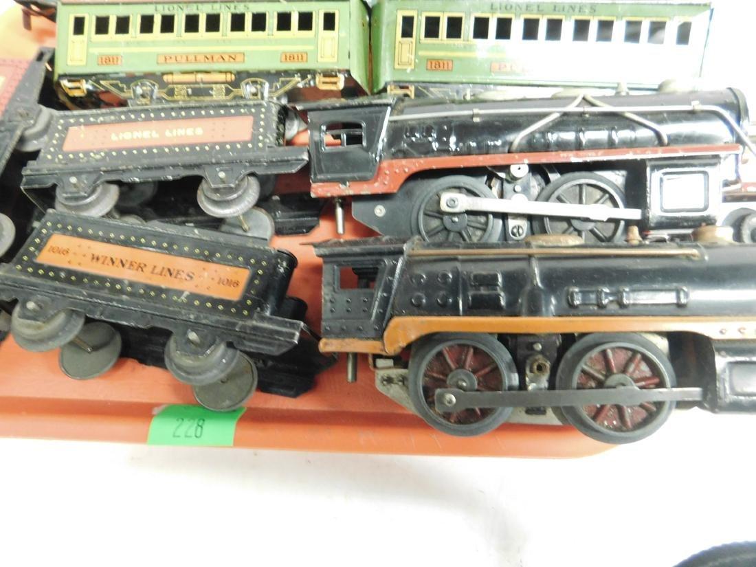 Lionel Jr. Train Set - 4