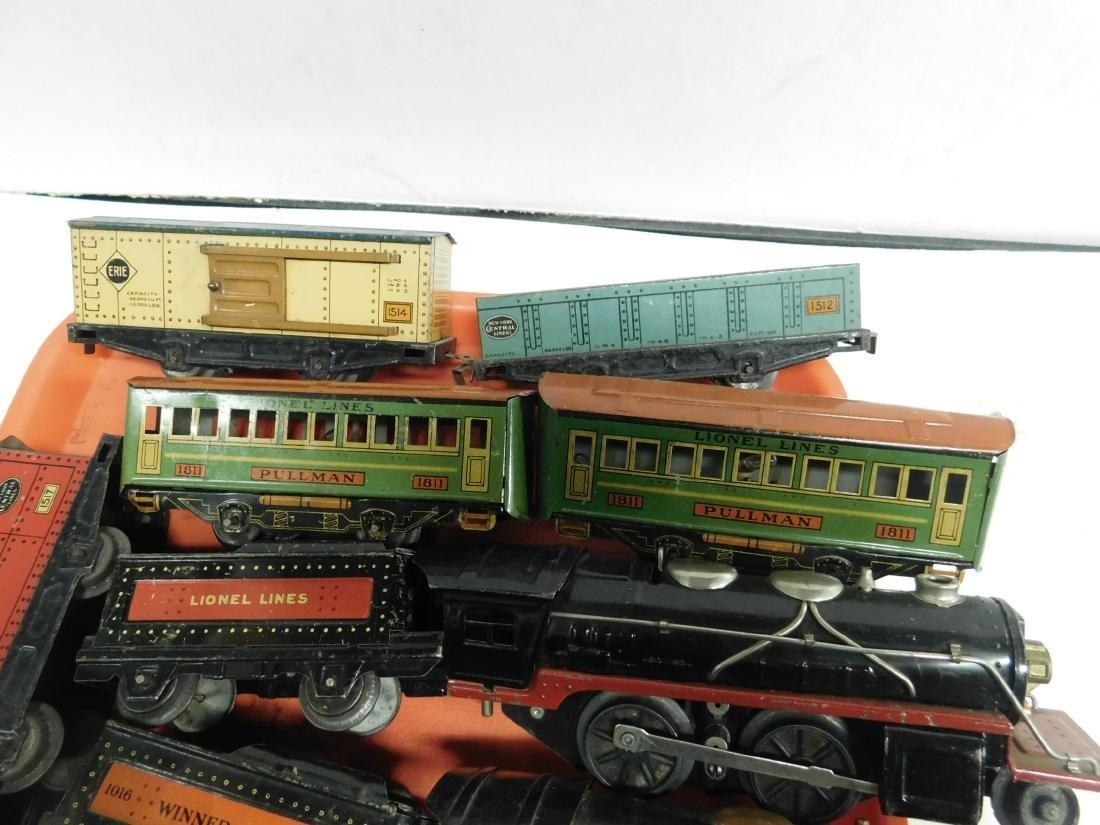 Lionel Jr. Train Set - 5