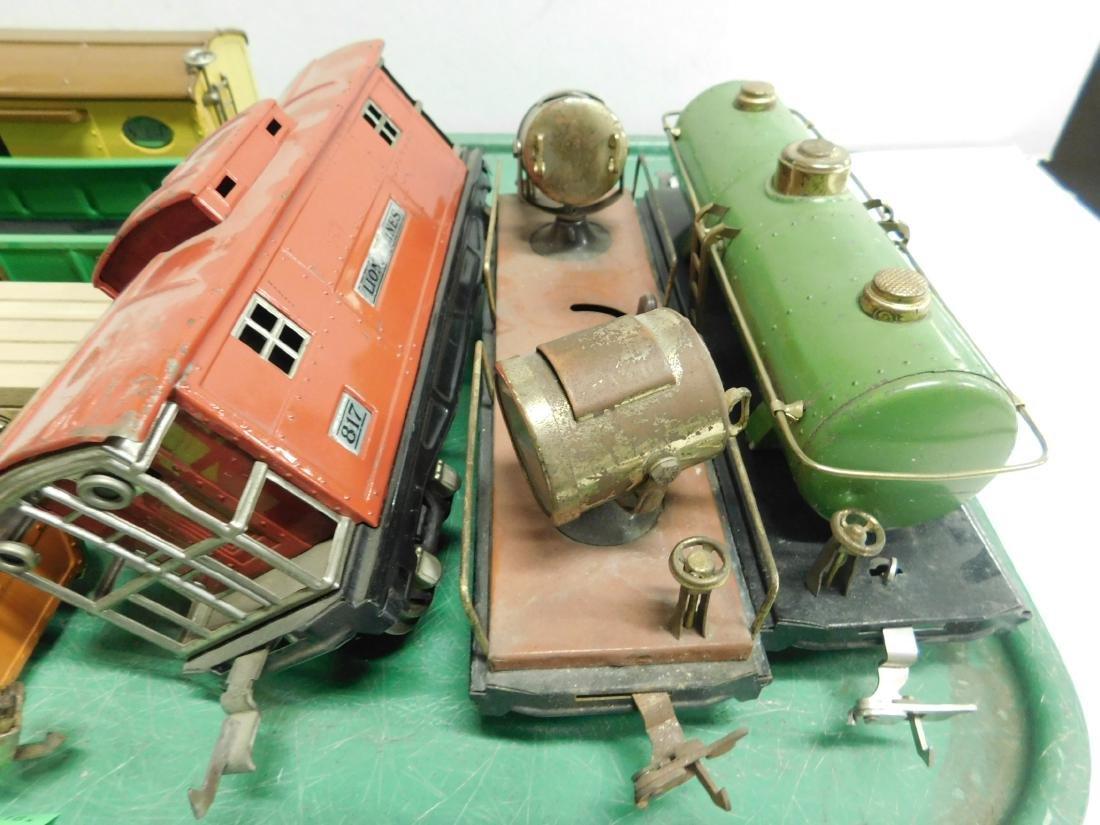 "7 Lionel Lines ""O"" Gauge Railroad Cars - 5"
