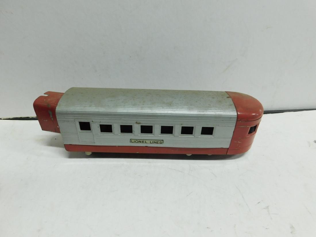 3 Pc Lionel Train & Cars - 4