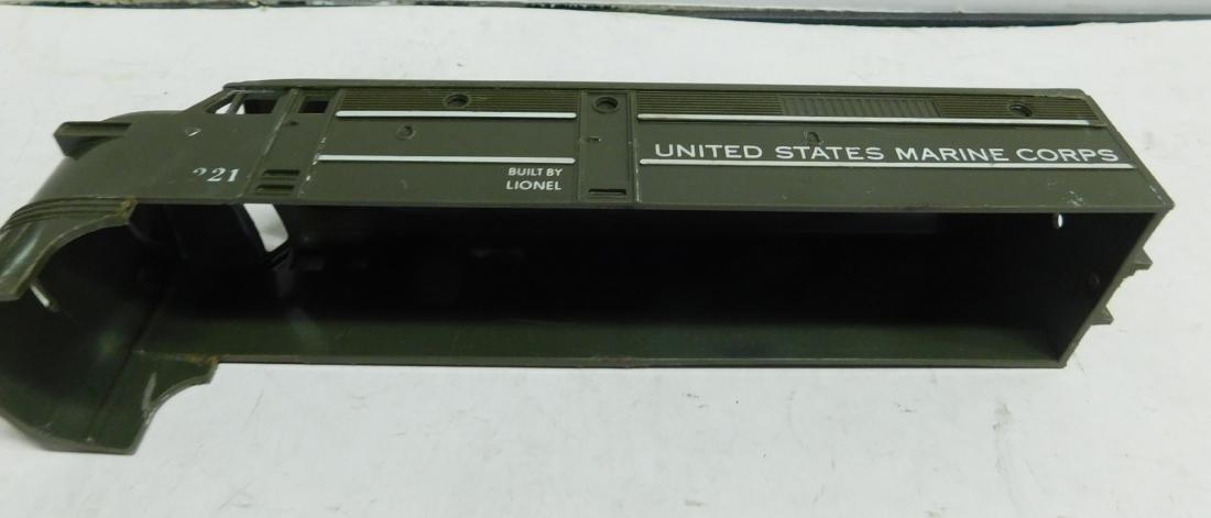 Lionel Marine Corp Diesel Engine body Only - 3