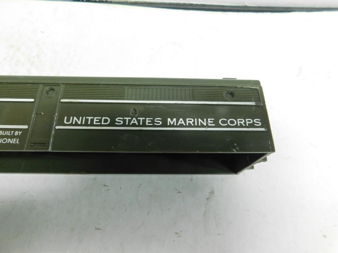 Lionel Marine Corp Diesel Engine body Only - 4