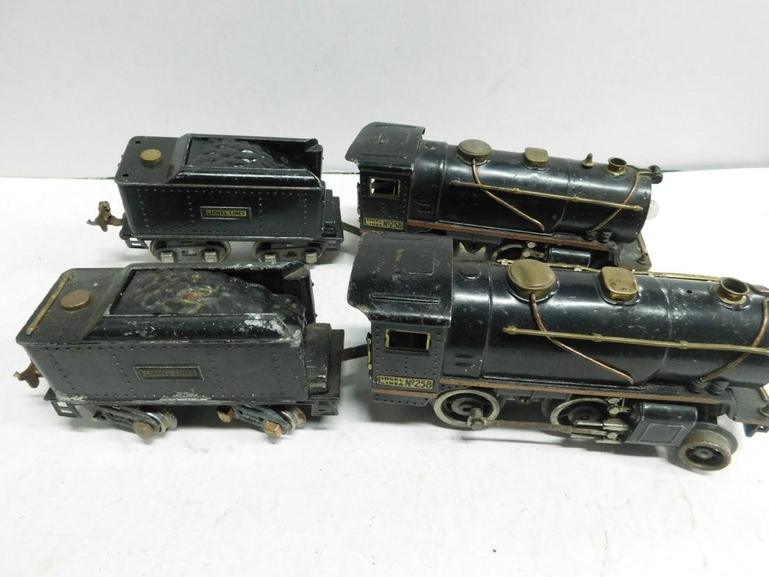 2 Lionel Lines Engines & Tenders - 2