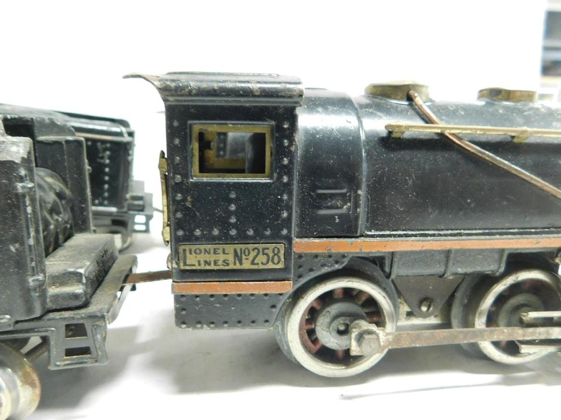 2 Lionel Lines Engines & Tenders - 5
