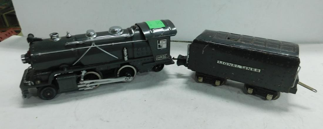 Lionel Lines 249 E Locomotive & Tender