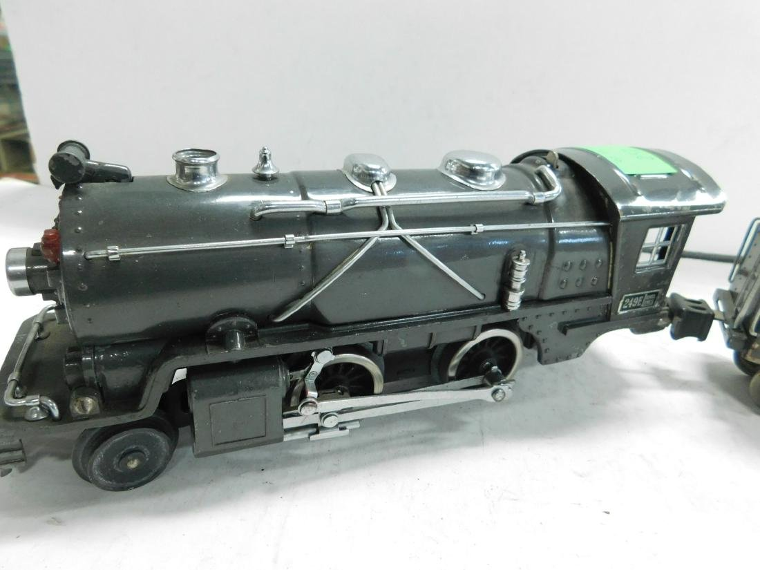 Lionel Lines 249 E Locomotive & Tender - 2