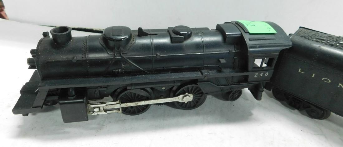 "Lionel ""Sears"" Postwar Engine & Tender - 2"