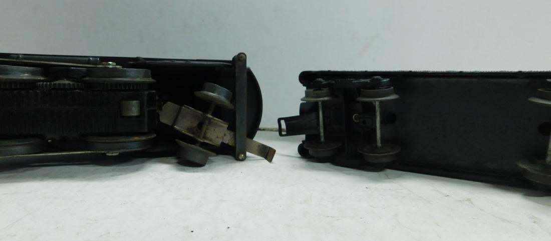 "Lionel ""Sears"" Postwar Engine & Tender - 7"