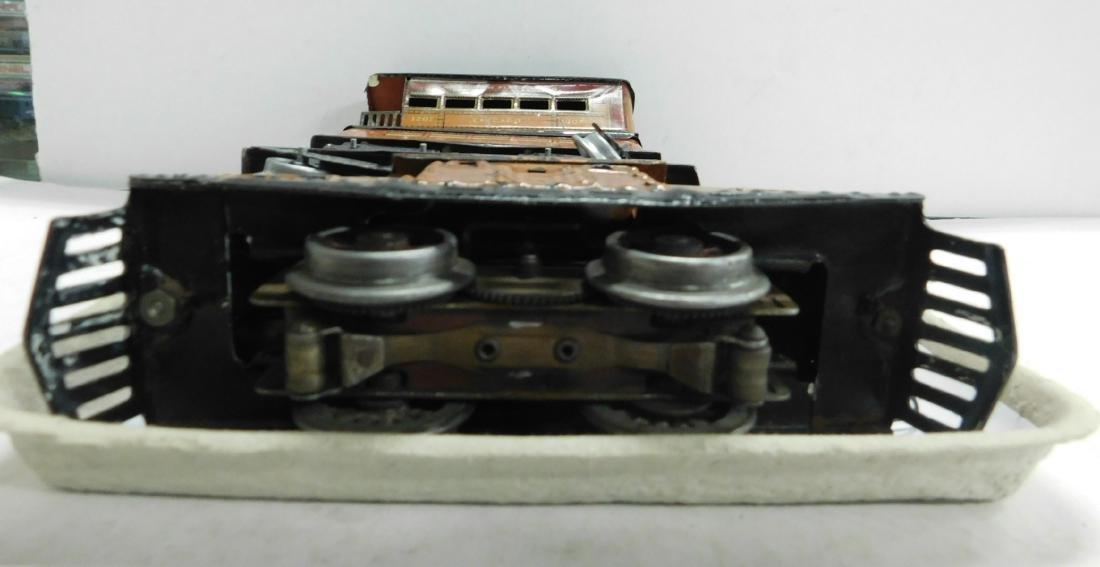 Vintage American Flyer Engine & Cars - 5