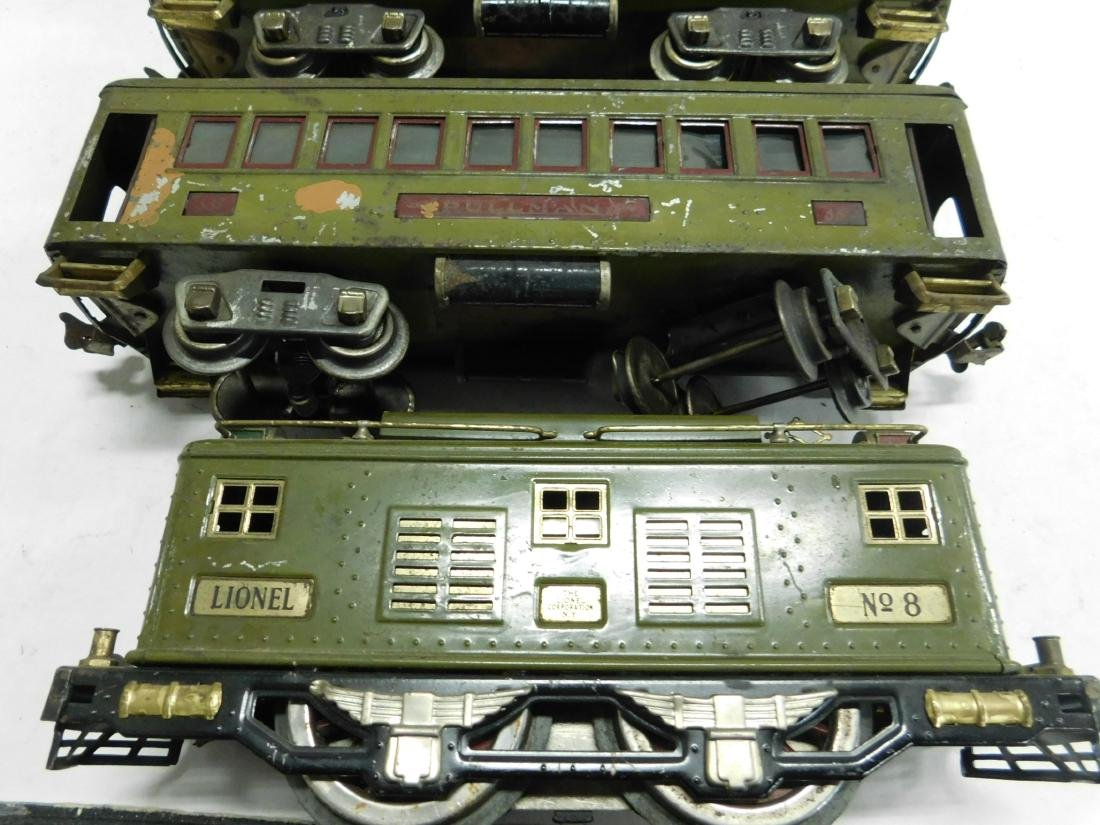 Lionel Standard Gauge 4 Piece Train Set - 2
