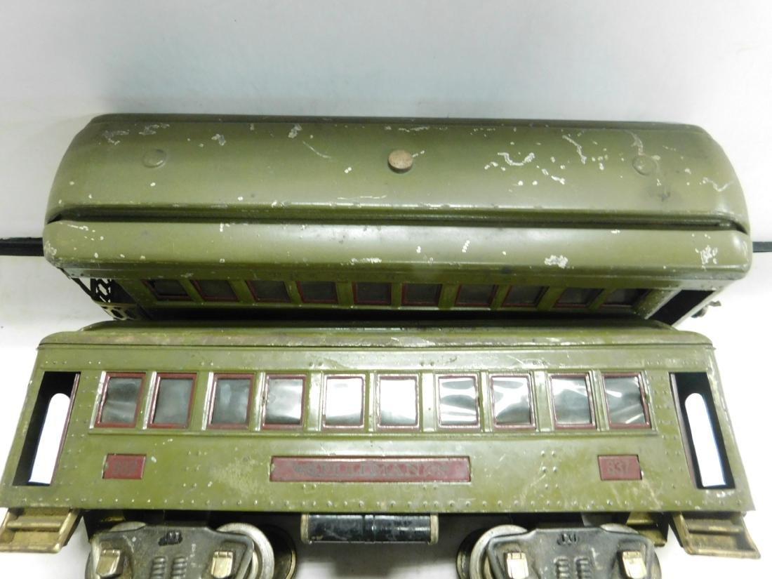 Lionel Standard Gauge 4 Piece Train Set - 4