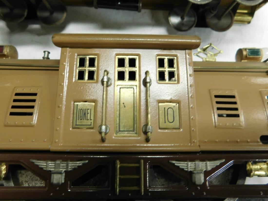 Lionel Prewar Standard Gauge Engine & Cars - 4