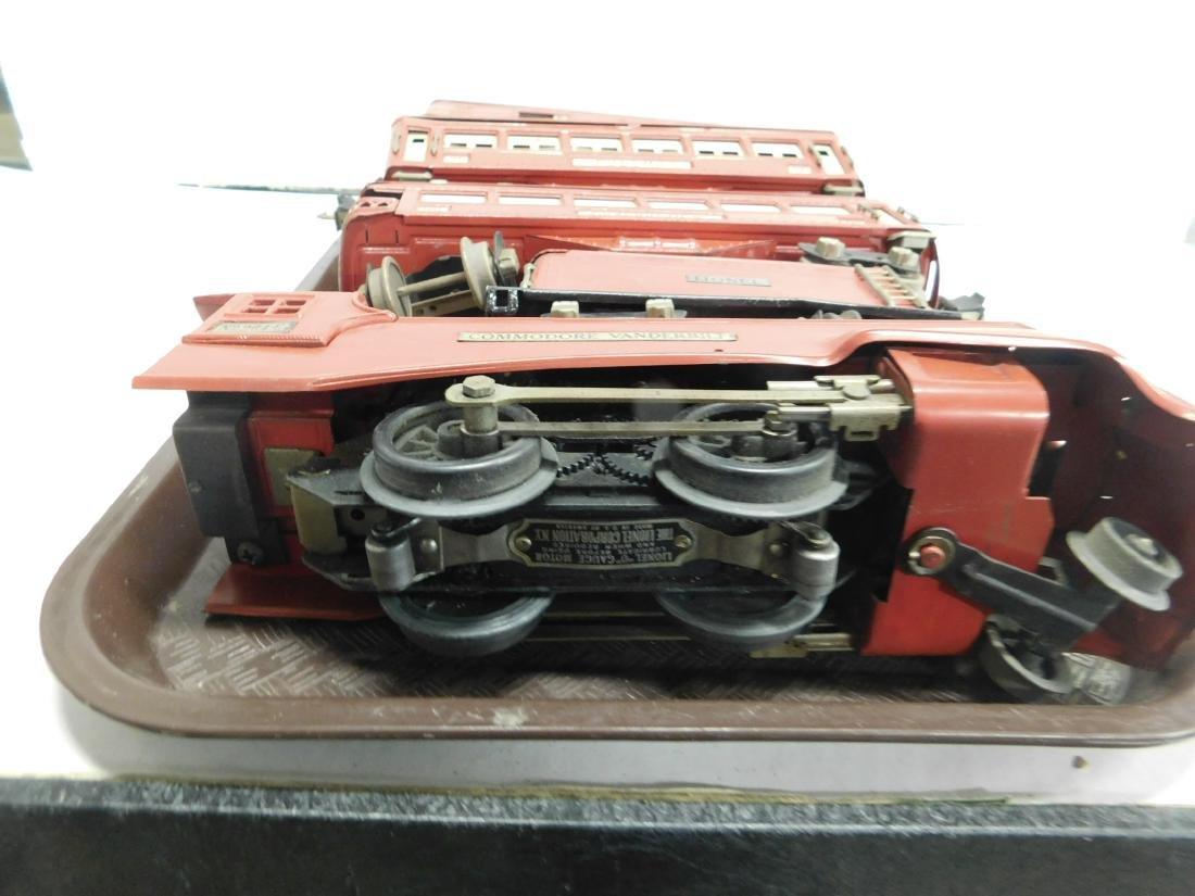 Lionel Commodore Vanderbilt Prewar Engine & Tender - 6