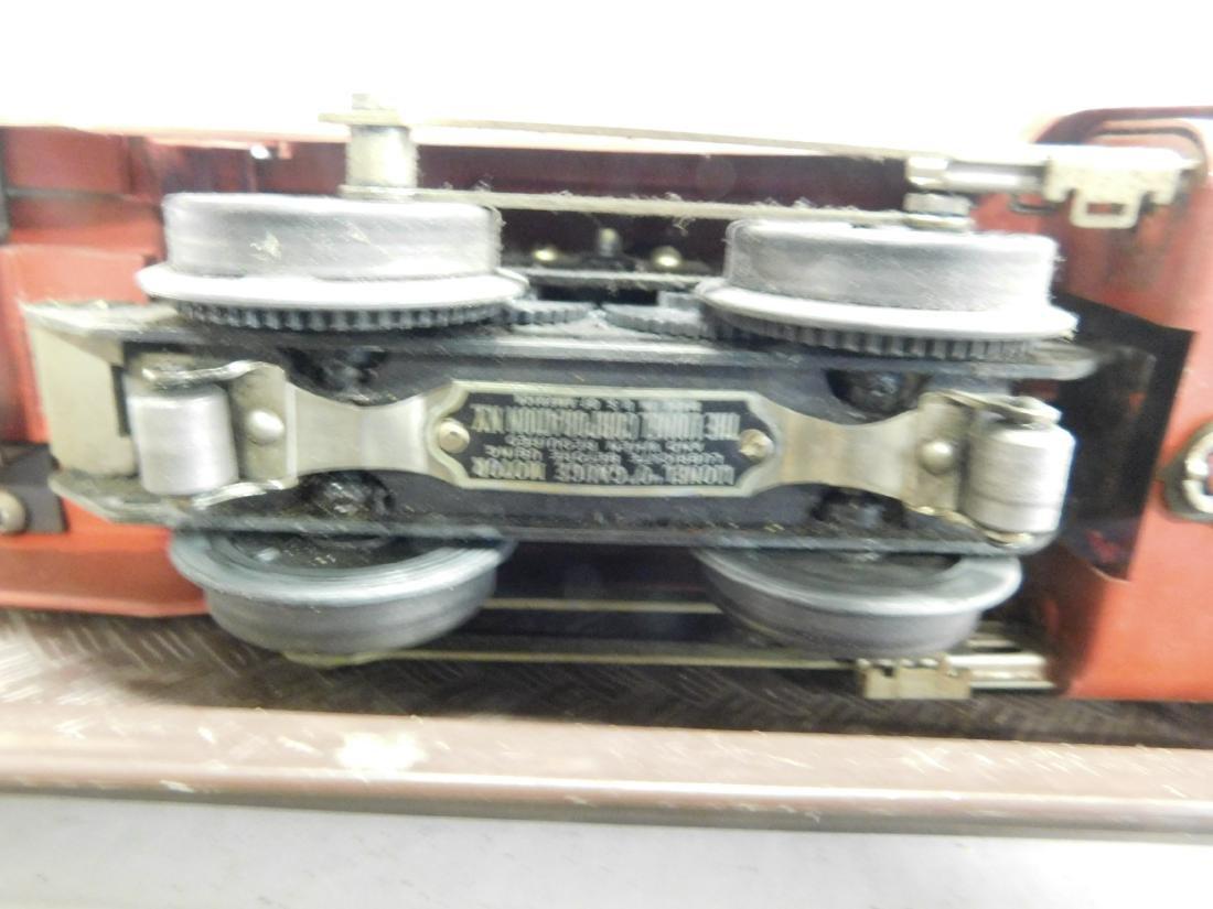 Lionel Commodore Vanderbilt Prewar Engine & Tender - 7
