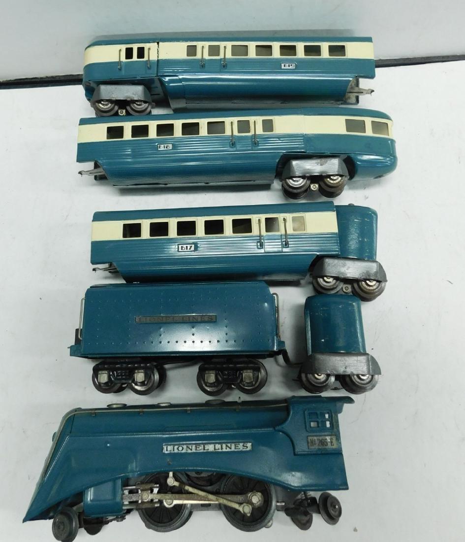 Lionel Prewar Commodore Vanderbilt Train Set